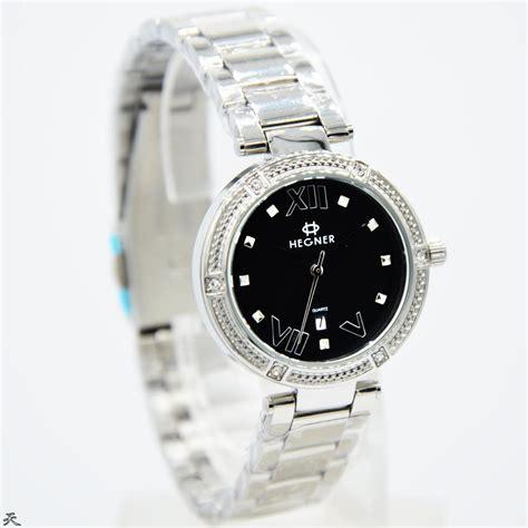 Jam Tangan Wanita Hegner B1286 Original 2 jam tangan wanita cewek hegner 5010lrc original rantai silver stainless steel anti air elegan