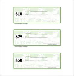word document gift certificate template gift certificate template 5 free word pdf