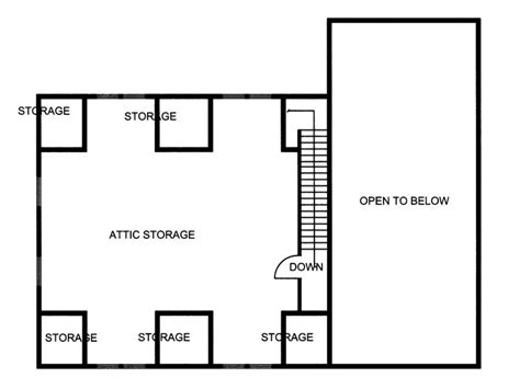 floor plan stairs symbols plan 012g 0036 garage plans and garage blue prints from