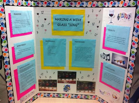 Mr Hill S Science Lab Science Fair Display Board Ideas