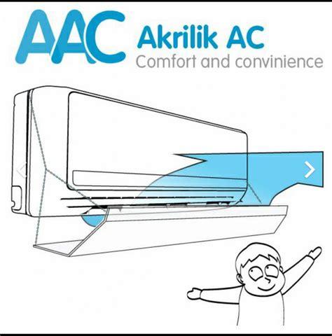 Ac Sharp Untuk Kamar ready stok akrilik untuk membelokan ac di kamar turun