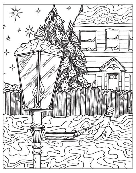 libro winter wonderland christmas coloring zendoodle coloring winter wonderland jodi best macmillan