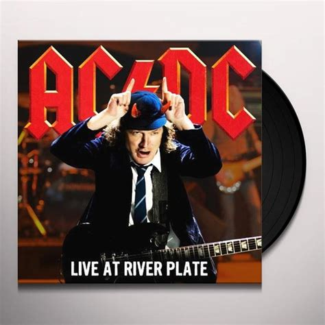 dc vinyl records ac dc live at river plate vinyl record