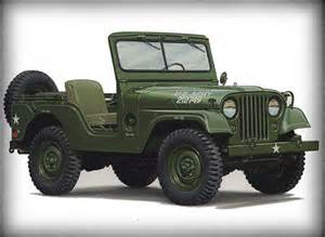 Jeep History Jeep 174 Jeep History 1950s Post War Changes
