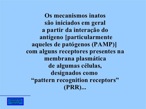 pattern recognition receptors wiki imunologia i