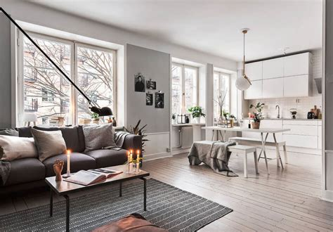 scandinavian home classic scandinavian design for a modern stockholm apartment