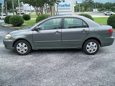 toyota corolla 2008 mpg purchase used 2008 toyota corolla le automatic power