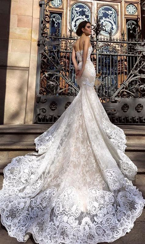 25  best ideas about Embroidered wedding dresses on