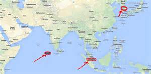 where is maldives located on the world map maldives location map