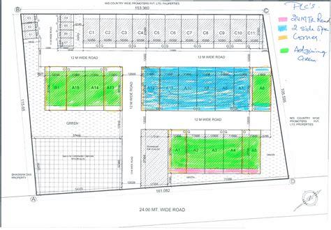 banjara layout land plot for sale 3528 sq ft plot for sale in international land developers