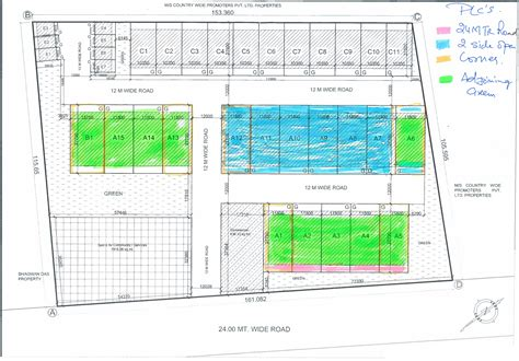 vishweshwaraiah layout land plot for sale 3528 sq ft plot for sale in international land developers