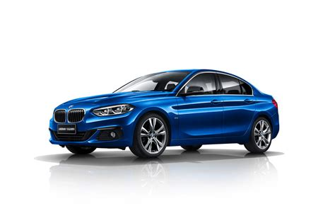 is bmw 1 series a car bmw 1 series sedan to remain a only affair for now
