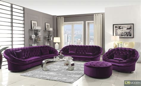purple tufted sofa romania purple velvet tufted sofa