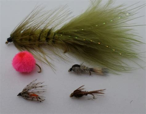 trout flies our top 5 subsurface winter trout fly fishing flies what