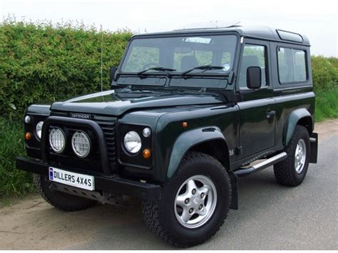 buy car manuals 1997 land rover defender 90 1997 r land rover defender 90 county station wagon 300 tdi superb exle diller s 4x4s