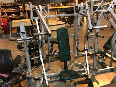 hammer strength seated bench presses midwest used fitness equipment hammer strength seated