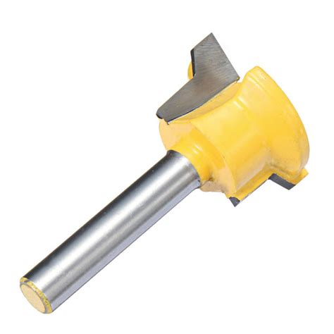 drawer lock joint bit 1 4 inch shank drawer lock joint making router bit keyhole