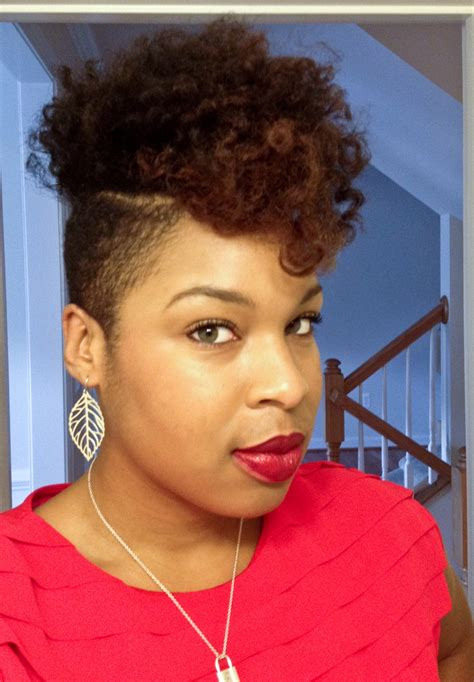 black women natural hair mohawks 1000 images about hair did on pinterest pretty girl