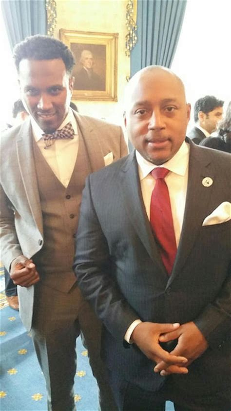 daymond john house indiegogo attends the first ever white house demo day