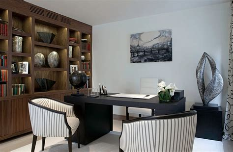 simple elegant home decor basement home office design and decorating tips