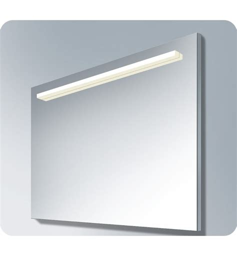 duravit bathroom mirrors duravit dl734400000 delos bathroom mirror with lighting