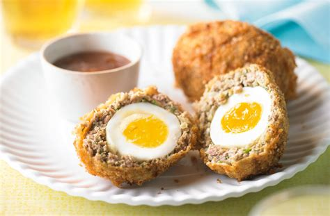 Egg Food Cd turkey cumin scotch eggs tesco real food
