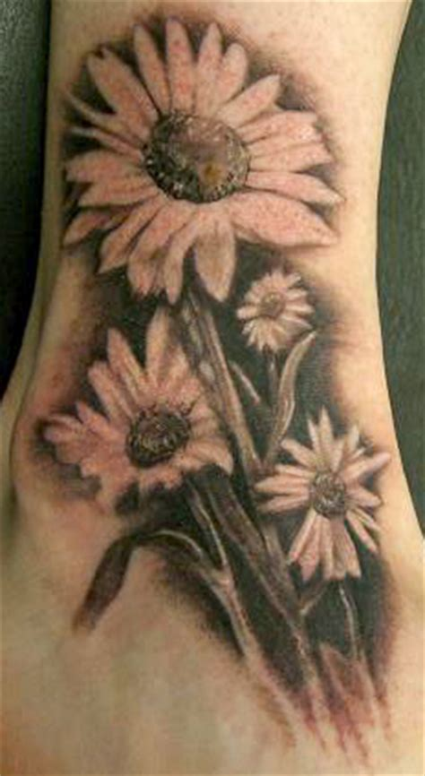 Amisbide Black And White Flower Tattoos Realistic Black And Grey Flower Tattoos