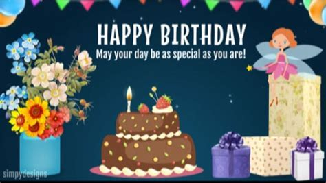 Magical Birthday Wish! Free Birthday Wishes eCards