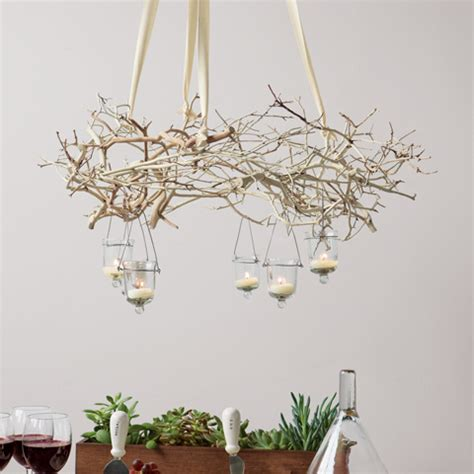 nature chandelier all gifts natural branch chandelier