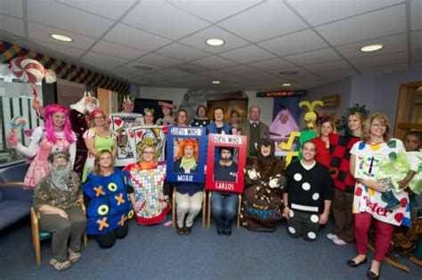 cool halloween themes office halloween fun helps our kids celebrate despite being