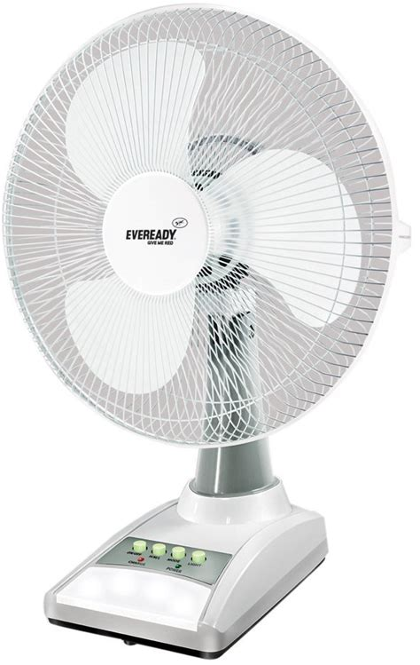 Rechargeable Table L by Eveready 14 Inch Rf03 Rechargeable Table Fan Price In