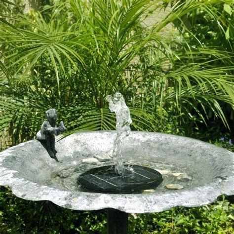 small water fountain water pump for small fountain backyard design ideas