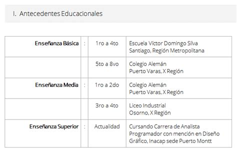 Modelo De Curriculum 2014 España Otro Formato De Curriculum Vitae En Word Para Descargar