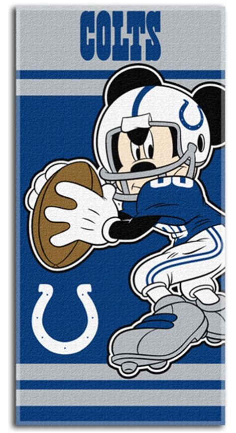 Branded H 300810 Mickey Mouse nfl mickey mouse towels