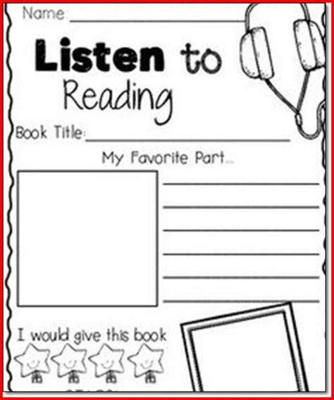 Reading Response Worksheets by Collection Of Reading Response Worksheets Bluegreenish