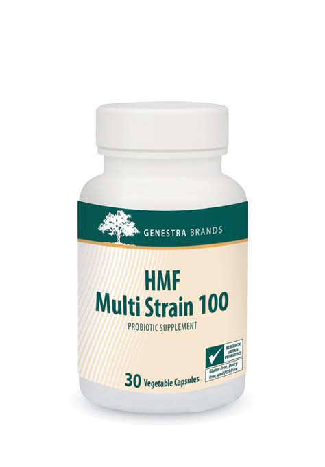 What Probiotic Strain Detoxes by Hmf Multi Strain 100 New Step By Step