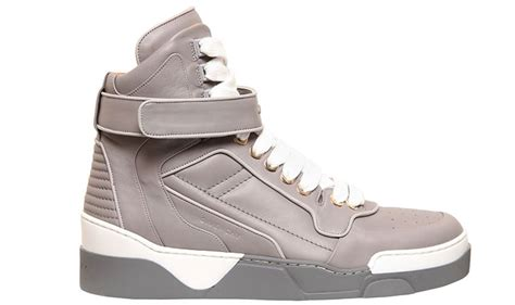 givenchy sneakers mens new givenchy men s winter 2013 sneakers alphastyles
