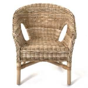 kids java wicker chair dunelm