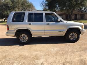 how does cars work 1993 isuzu rodeo windshield wipe control service manual old car owners manuals 1992 isuzu trooper parental controls service manual