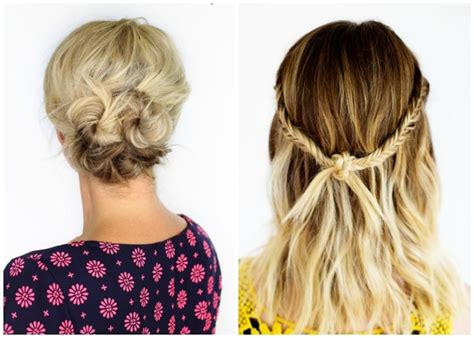 40 gorgeous prom hairstyles for long short hair