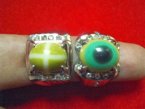 Batu Mata Dewa Kode 1 rantai bumi shop cincin fosfor tapak jalak dan mata dewa