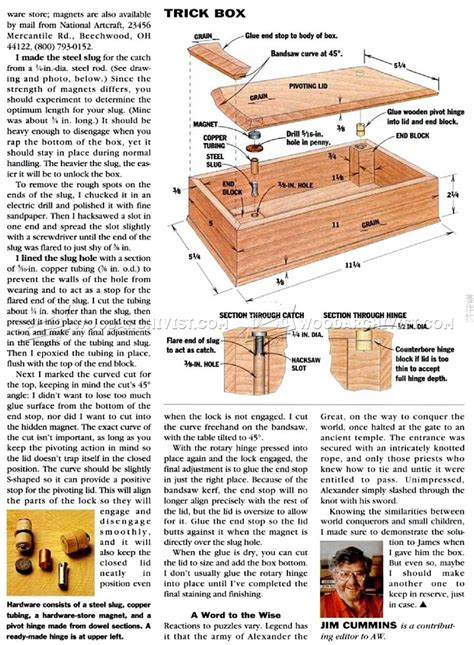 Woodworking Plans For Children's Furniture