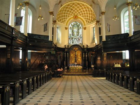 Great Home Interiors st clement danes church interior 169 alan swain cc by sa 2