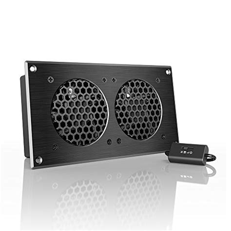 home theater fans ac infinity airplate s5 quiet fan system 8 quot with