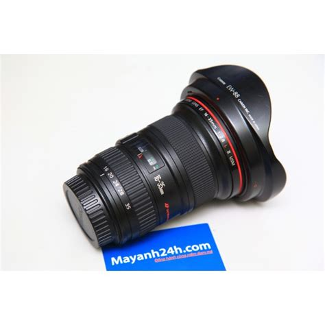 Canon Ef 16 35mm F 2 8l Ii Usm canon ef 16 35mm f 2 8l ii usm ống k 237 nh canon gi 225 tốt