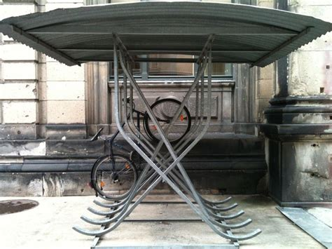 Covered Bike Rack by Covered Bike Rack Outdoor
