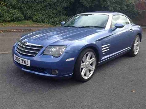 electronic stability control 2006 chrysler crossfire roadster free book repair manuals chrysler 2006 06 crossfire blue 6 speed manual car for sale