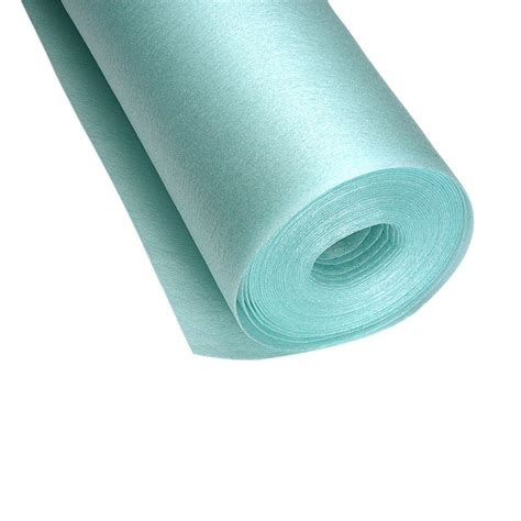simplesolutions soundbloc 1300 sq ft foam underlayment for laminate flooring 45061 the home