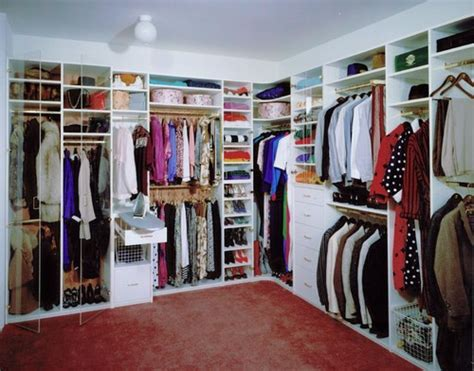Closet Arrangement by Tips For And To Approach The Closet Purge Custom Closets Direct