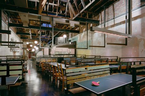 home design stores washington dc comet ping pong pizza restaurant bar by core architecture